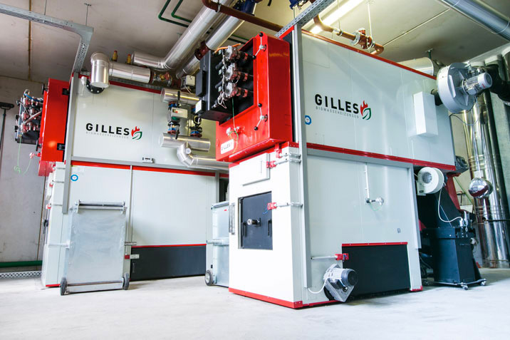 Mercia Energy Industrial Boilers
